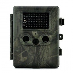 Лесная камера GPRS/GSM, датчик движения, 1080p