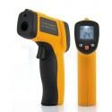 Инфракрасный термометр лазерная подсветка ЖК экран