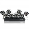 DVR с 8 камерами 600ТВЛ, 1280x1024, H.264