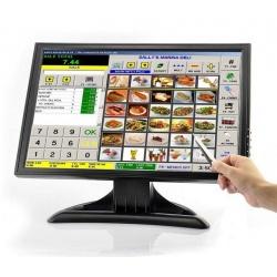 ЖК монитор сенсорный 19' 1440x900 VGA, AV, HDMI, TV in