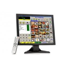 ЖК монитор сенсорный 17' 1280x1024, VGA, HDMI, TV вход
