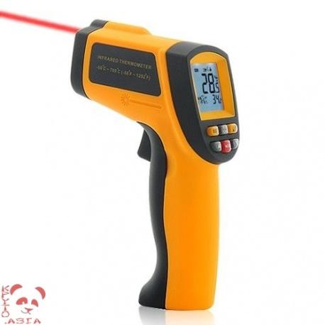 Бесконтактный интеллектуальный термометр с лазером