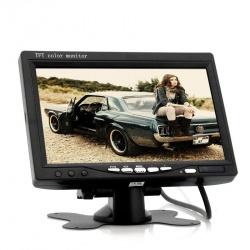 ЖК монитор авто 7' в подголовник или подставку