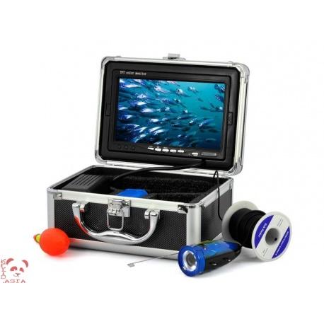 """Подводная камера 15м с 7"""" ЖК экраном в кейсе"""