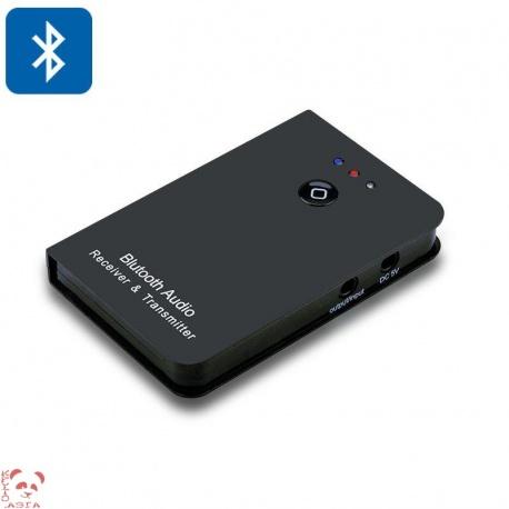 Bluetooth стерео аудио приёмник и передатчик 2-в-1
