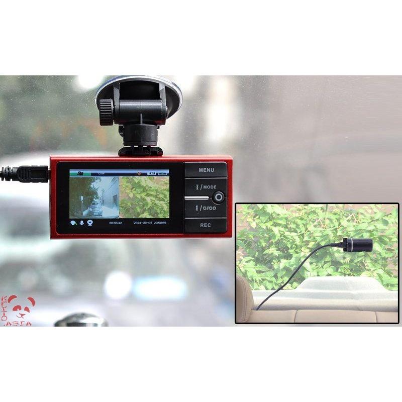 Видеорегистратор с парковочной камерой