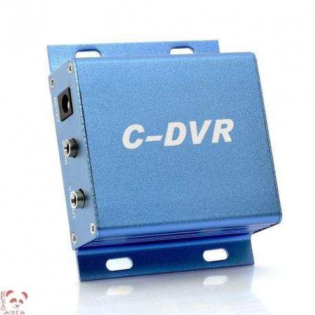 Мини DVR для камеры с записью на microSD