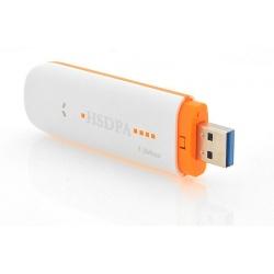 3G USB модем HSDPA, microSD слот, Win/Mac