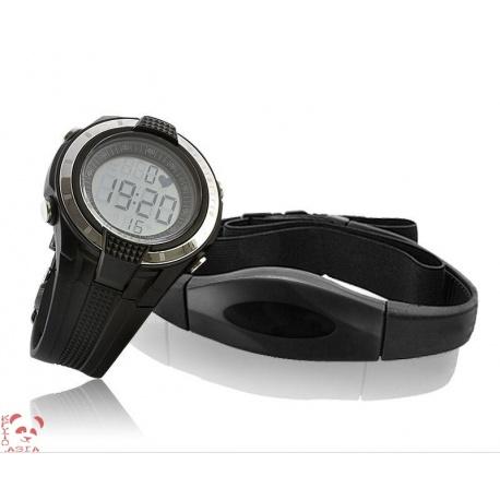 Спортивные часы с сердечным монитором