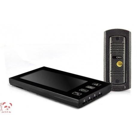 Видеодомофон с 7' цветным монитором