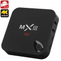 ТВ-приставка MX3 4K Android 4.4, Amlogic S802 четыре ядра, Mali 450 GPU, 2Гб, XMBC, OTG