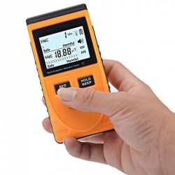 Измеритель электромагнитного излучения 5Гц ~ 3500МГц, 1 ~ 1999V, ЖК дисплей