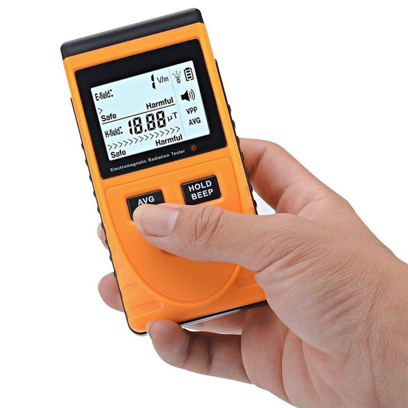 детектор электромагнитных излучений инструкция