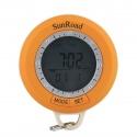 Туристический компьютер Sunroad SR108S 6-в-1, шагомер, компас, альтиметр, барометр, термометр