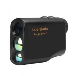 Бинокль - дальномер, угломер, гониометр LaserWorks LW600 Pro