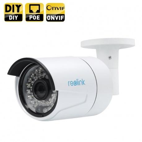 IP-камера наблюдения Reolink HD 2560x1440, 1/4' CMOS, 4Мп, ONVIF 2.0, PoE