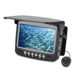 Подводная камера для рыбалки кабель 15м с 4.3' ЖК экраном