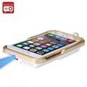 DLP мини проектор IBeam i60+ для iPhone 6/6S/6+, 80лм, батарея 2400 мАч