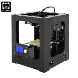 3D принтер Anet A3, различные типов нитей, 15см объём, 0.05мм точность печати