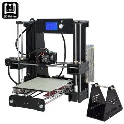 3D принтер Anet A6, различные типы нитей, 22см объём, 0.1мм точность печати