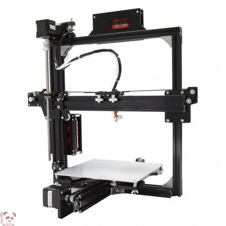 3D принтер Anet A2, различные типы нитей, 22см объём, 0.1мм точность печати
