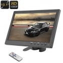 ЖК монитор 10.1' TFT 1280x800, HDMI, VGA, Video, USB, BNC, 400cd/м²