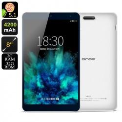 Планшет Onda V80 SE, экран 8' IPS, Android 5.1, OTG, 2Гб / 32Гб