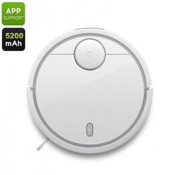 Xiaomi Mi Robot робот-пылесос, лазерный сенсор, 1800Pa, 5200мАч, управление со смартфона
