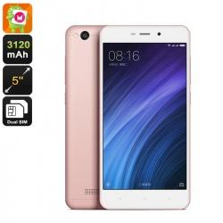Xiaomi Redmi 4a, 5.0', 4G, quadcore, 13Мп камера, 2Гб/16Гб (розовый)