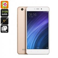 Xiaomi Redmi 4a, 5.0', 4G, quadcore, 13Мп камера, 2Гб/16Гб (золото)
