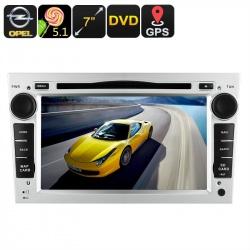 Медиацентр 2Din для Opel / Vauxhall, экран 7', GPS, Андроид, CAN BUS