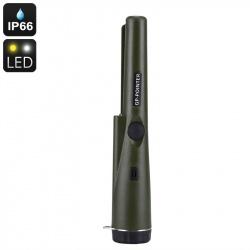Пинпоинтер GP-Pointer металодетектор, IP66, аудио и вибрация, фонарик (зелёный)