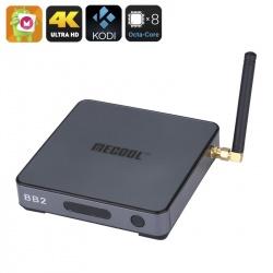ТВ-приставка Mecool BB2 Андроид 6.0, 2Гб ОЗУ, Dual-Band Wi-Fi
