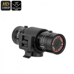 Экстремальная мини видеокамера Kingear KG006, 1.3Мп, 120 градусов, 1080p