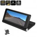 Автомобильный видеорегистратор с Андроид, экран 7', GPS, камера заднего вида, Wi-Fi, 4G