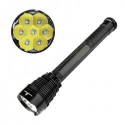 Светодиодный фонарь CREE XM-L T6 яркость 8500лм