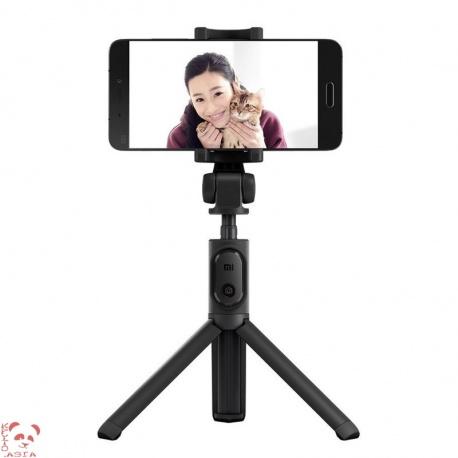 Xiaomi Selfie Stick монопод / трипод для селфи с Bluetooth, подходит для iOS и Android (чёрный)