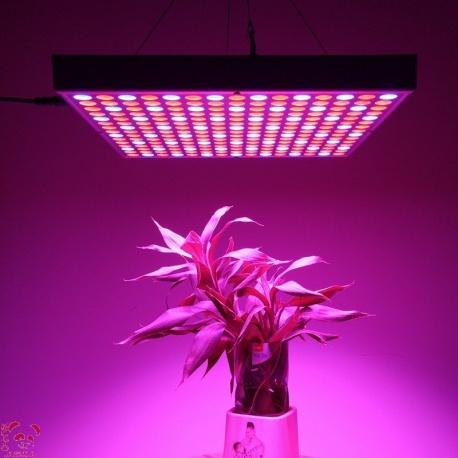 Лампа для растений 45Вт, 225х светодиодов, широкий спектр, 2160LM