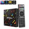 ТВ приставка H96 MAX 4Гб/32Гб, RK3328, Android 7.1.2, 4K x 2K, dual Wi-Fi