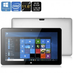 Планшет Jumper EZpad 6 Pro 11.6', Windows 10 64Bit, 6Гб/128Гб, Intel HD Graphics 500