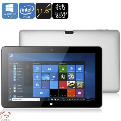 Планшет Jumper EZpad 6 Pro 11.6', Windows 10 64Bit, 6Гб/128Гб, Intel HD Graphics 500